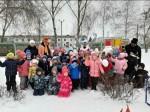 Новости из детского сада «Золотой петушок». День рождение Снеговика.