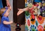 Новости из детского сада «Золотой петушок».  В театр играем – речь развиваем.