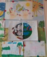 Новости из детского сада «Золотой петушок».   Планета Земля – наш общий дом.