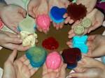 Новости из детского сада «Золотой петушок».  Мастер-класс по мыловарению.