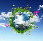 Новости из детского сада «Золотой петушок».  День защиты Земли. Земля, дорогая, спасибо тебе что ты есть!