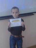 Новости из детского сада «Золотой петушок». Юный исследователь.