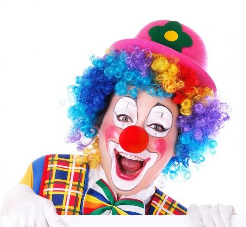 Новости из детского сада «Золотой петушок». Встреча с веселым клоуном.