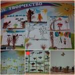 Новости из детского сада «Золотой петушок». Весна глазами детей.