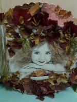 Новости из детского сада «Золотой петушок».  Творческая выставка «Портрет Осени»