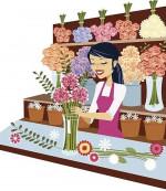 Знакомство с профессией флориста