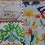 Новости из детского сада «Золотой петушок».  Рисование – это интересно и полезно.
